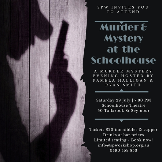 SPW Murder Mystery Night