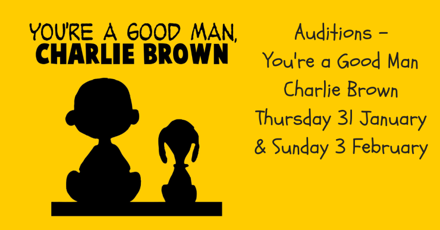 Charlie Brown Audition